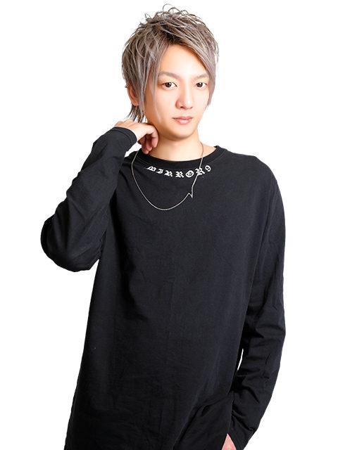 ひらがなの瑛斗 黒Tシャツ