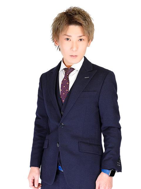 ホスト陽向 スーツ