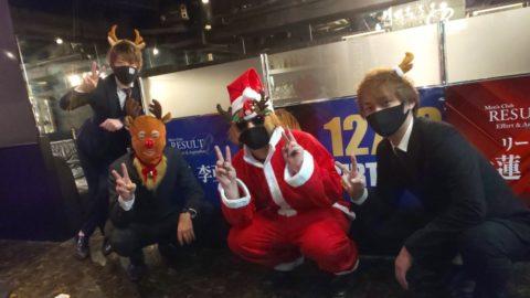 ホスト李亜 聖誕祭