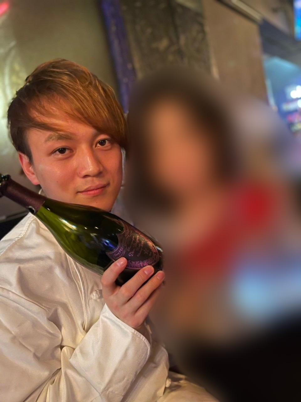 シャンパンと姫様と春流希